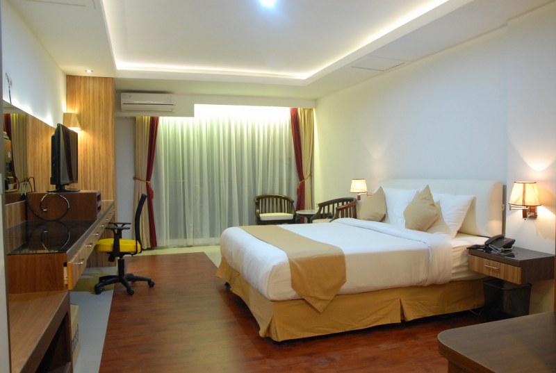 kasira residence deluxe-room