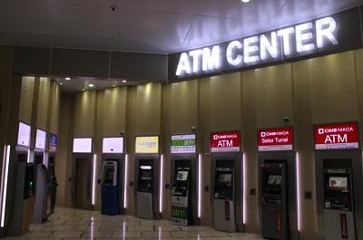 ATM center Bintaro Jaya Xchange Mall'