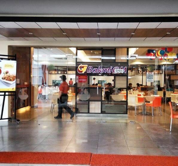 Bakmi GM - Plaza Bintaro Plaza