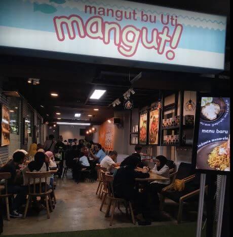Manguti (Mangut Bu Uti) plaza bintaro