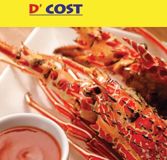 Restoran D'Cost Seafood Plaza Bintaro Jaya