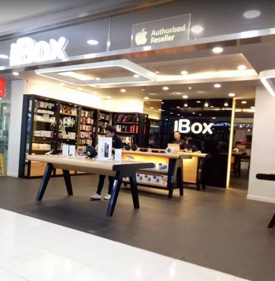 iBox Store Bintaro Plaza, bintaro jaya