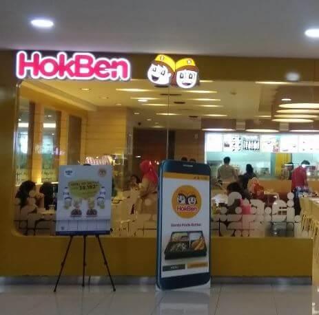 HokBen Bintaro Plaza